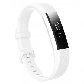 Sport rannekoru Fitbit Alta HR: lle - valkoinen