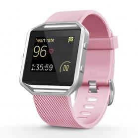 Fitbit Blaze Sport - vaaleanpunainen