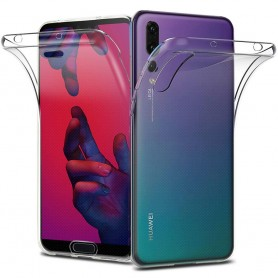 360 Full Silicone Shell Huawei P20 Pro