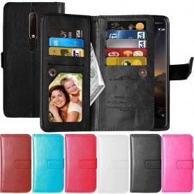 Double Flexi 9 -kortti Nokia 6.1 2018