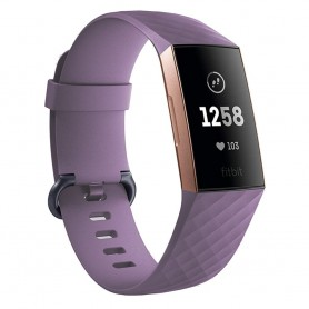 Sport Fitbit Charge 3: lle - violetti Fitbit