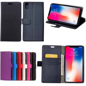 """Kannettava lompakko 2 -kortti Apple iPhone XR (6.1 """") -laukku, Caseonline"""