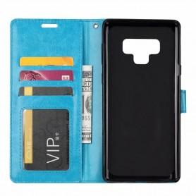 Mobile Wallet 3 -kortti Samsung Galaxy Note 9 - sininen