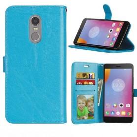 Mobile Wallet 3 -kortti Lenovo K6 Note - sininen