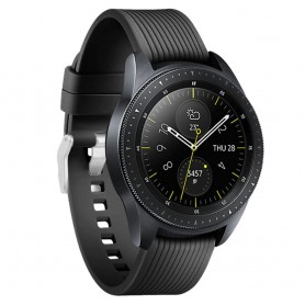 Sport RIB Samsung Galaxy Watch 42mm - musta (pieni) kasejohto