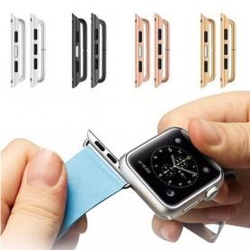 Rannekorisovitin Apple Watch 4: lle (44 mm) käyttää tavanomaisia rannekoruja CaseOnline.se