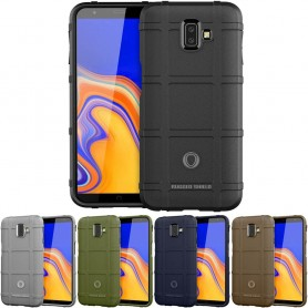 Kestävä Shield Samsung Galaxy J6 Plus 2018 (SM-J610F)