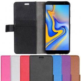 Matkapuhelimen 2-kortin Samsung Galaxy J6 Plus 2018 (SM-J610F) matkapuhelimen suojakotelo Caseonline