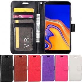 3-korttinen matkalaukku Samsung Galaxy J4 Plus (SM-J415F)