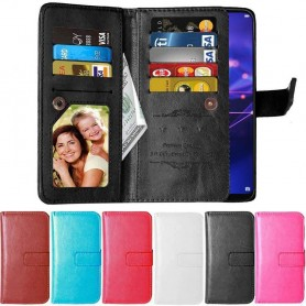Double Flip Flexi 9 -kortti Huawei Mate 20 Lite (SNE-LX1)