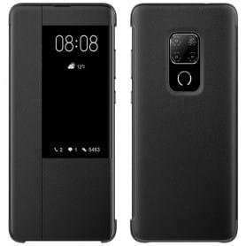 Smart View -läppäkotelo Huawei Mate 20 (MHA-L29) mobiililaukku Caseonline