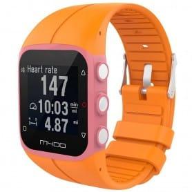 Sport Polar M400 / M430HR - oranssi