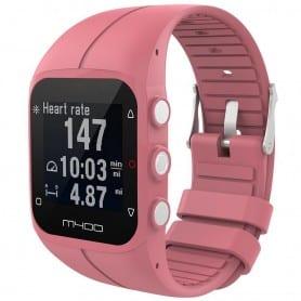 Sport Polar M400 / M430HR - vaaleanpunainen