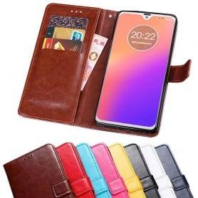 Matkapuhelin lompakko 3-korttinen Motorola Moto G7 (XT1962)