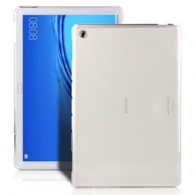 Silikonilaukku läpinäkyvä Huawei MediaPad M5 Lite 10 (BAH2-L09)