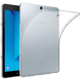 """Silikonikotelo läpinäkyvä Samsung Galaxy Tab S3 9.7 """"(SM-T820)"""