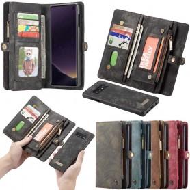 Multi Wallet 11 -kortti Samsung Galaxy S10E (SM-G970F) matkapuhelimen kotelo