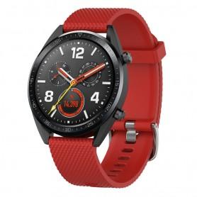 Sport Huawei Watch GT / Magic / TicWatch Pro - punainen