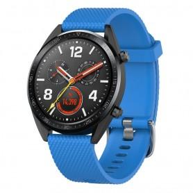 Sport Huawei Watch GT / Magic / TicWatch Pro - sininen