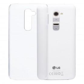 LG G2 silikoni läpinäkyvä