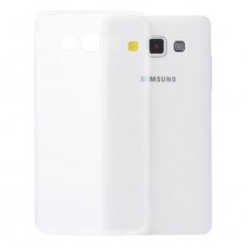 Galaxy A3 -silikonin on oltava läpinäkyvää
