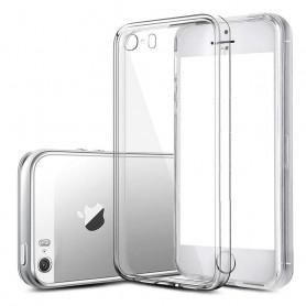 Apple iPhone 5C -silikonin tulee olla läpinäkyvä