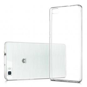 Huawei Ascend P8 -silikonin on oltava läpinäkyvää