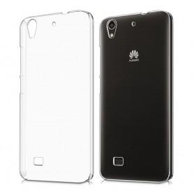 Huawei Ascend G620S silikoni läpinäkyvä