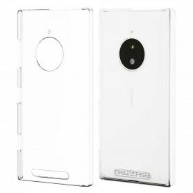 Nokia Lumia 830 -silikonin on oltava läpinäkyvä