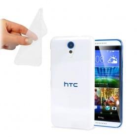 HTC Desire 620 -silikonin on oltava läpinäkyvää