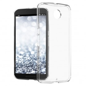 Nexus 6 -silikonin on oltava läpinäkyvää