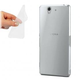 Xperia Z-silikonin tulisi olla läpinäkyvää