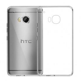 HTC One Mini M8 -silikonin on oltava läpinäkyvä