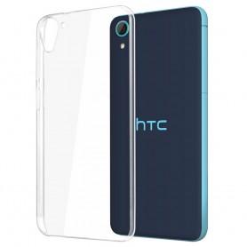 HTC Desire 826 -silikonin on oltava läpinäkyvää