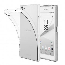 Sony Xperia Z5 Compact silikoni läpinäkyvä