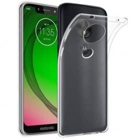 Silikonikotelo läpinäkyvä Motorola Moto G7 Play (XT1952)