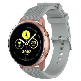 Sport RIB Samsung Galaxy Watch Active - Harmaa