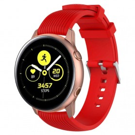 Sport RIB Samsung Galaxy Watch Active - punainen