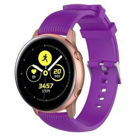 Sport RIB Samsung Galaxy Watch Active - Violetti