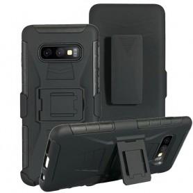 Iskunkestävä kuori kotelolla Samsung Galaxy S10E (SM-G970F)