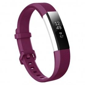 Sport Fitbit Alta HR: lle - ruusunpunainen