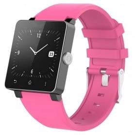 Sport Sony SmartWatch 2 SW2: lle - vaaleanpunainen