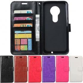 Matkapuhelin lompakko 3-korttinen Motorola Moto G7 Plus (XT1965)