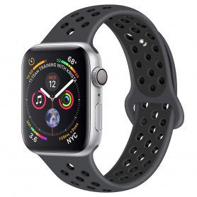 EBN Sport Rannekoru Apple Watch 4 (40) - Carbon / musta