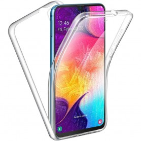 360-kokoinen silikonikuori Samsung Galaxy A70 (SM-A705F)