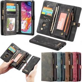 Case Wallet CaseMe 11 -kortti Samsung Galaxy A70 (SM-A705F) matkapuhelimen suojakotelo
