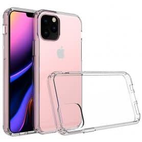Kannettava kansi Clear Hard Case Apple iPhone XI Max 2019 läpinäkyvä läpinäkyvä kuoren suojakuori