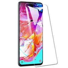 3D-kaareva lasi-näytönsuoja Samsung Galaxy A70 (SM-A705F)