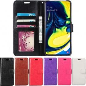 3-korttinen matkalaukku Samsung Galaxy A80 (SM-A805F)