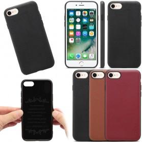 "Matkapuhelin Denior aito nahkakuori Apple iPhone 7/8 (4.7 "")"